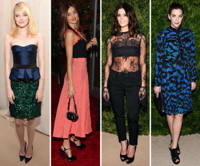 CFDA/Vogue Fashion Fund Awards 2012
