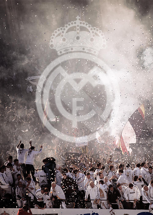 """Real Madrid is eleven artists and eleven warriors. It is envy and admiration, it is relevant whether you hate or love it. Real Madrid was yesterday, it is today and it will be tomorrow. Real Madrid are words that I still do not know how to express."""
