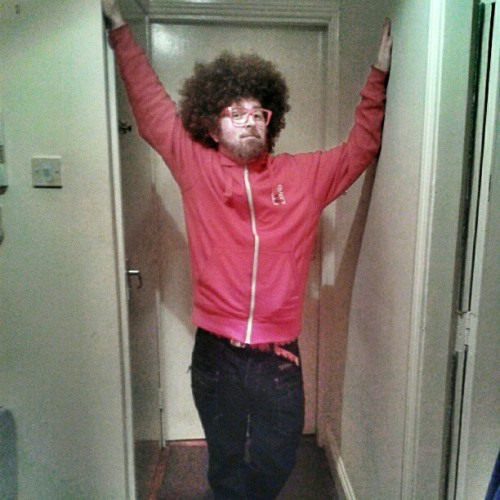 Right… Off to audition for an LMFAO tribute act