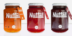 (via Nuttall Jam - The Dieline -)