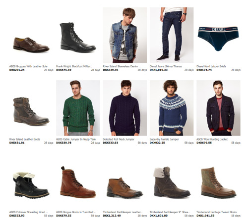 Online Winter window shopping…. probably shouldn't order all of these boots.