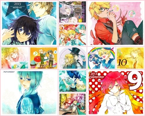 A Peek at Pandora Hearts Comic Calendar 2013  Is it the new year already? Being a fan of Pandora Hearts and of Mochizuki Jun's artwork, I'm…  View Post shared via WordPress.com