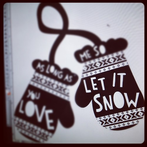 #WIP #design #tshirts #justadayinthelife #winter #illustration  @87central