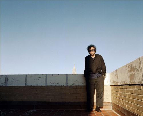 fuckyeahdirectors:  Tim Burton photographed by Jake Chessum