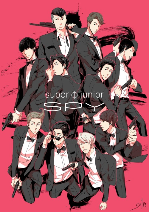 iamalittlepear:  SUPER JUNIOR
