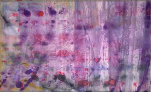 Sam Gilliam, April 4, 1969.
