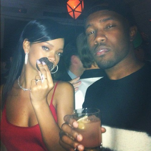 urban-sun:  riri and frank