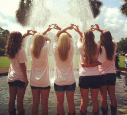 sororitysugar:  throw what you know ~ ΦM ❀