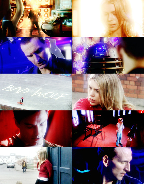 "DOCTOR WHO REWATCH | 1.13 - The Parting of the Ways""Rose, before I go I just wanna tell you, you were fantastic. Absolutely fantastic. And do you know what? So was I."""