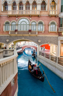 The Ventian Macau Resort ♦ Macau | by Megan Ahrens