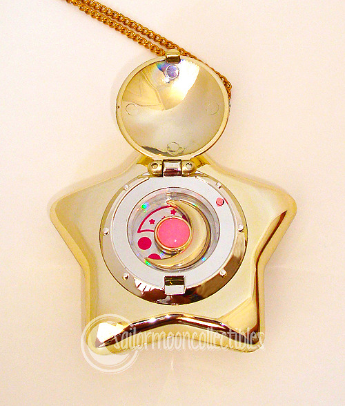 sailormooncollectibles:  Are you looking to add a Star Locket to your collection? Here are the current ones on eBay right now: Listing 1 @ $265 atm Listing 2 @ $699.99 atm Listing 3 has no bids, starting @ $254 Listing 4 is a BIN or best offer @ $635 Listing 5 is a BIN @ $998.99 (there's another one I'm not including because that listing is using stolen photos and only has 1 feedback..looks like a scam to me!! be careful guys!!)  cries forever