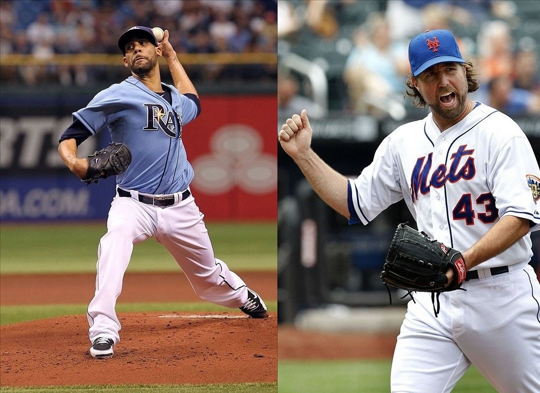 David Price and R.A. Dickey win Cy Young Awards Are they the right choices?