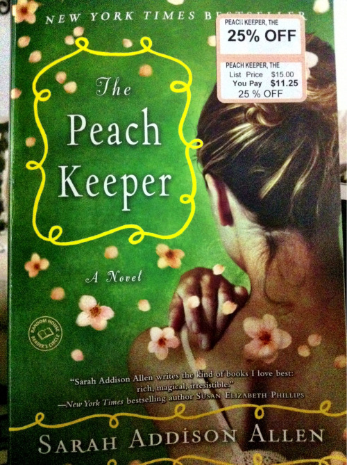 A pretty, magical read. The perfect southern novel.