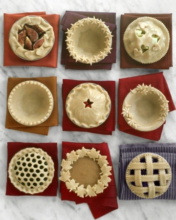 Making Decorative Pie Crusts