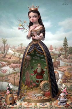 CREATRIX BY MARK RYDEN