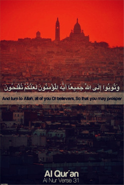 lionofallah:  Turn to Allah (SWT)