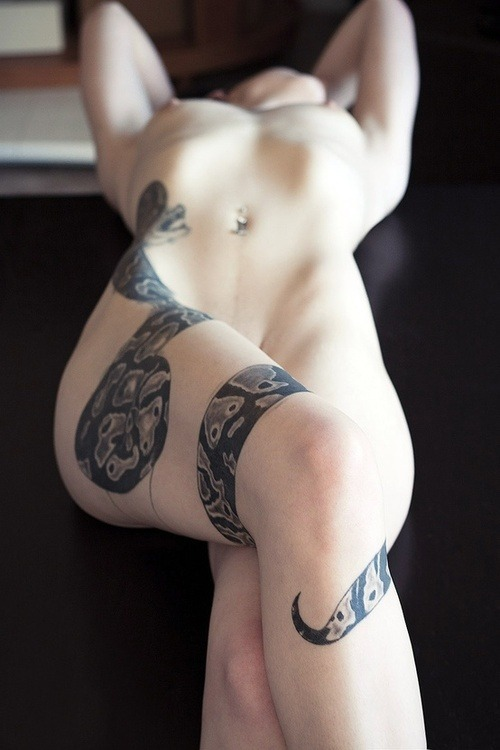 ink-its-art:  what a perfect tattoo