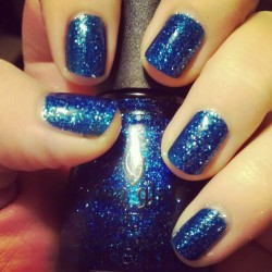 appleloveslacquer:  Dorothy Who?  My NOTD