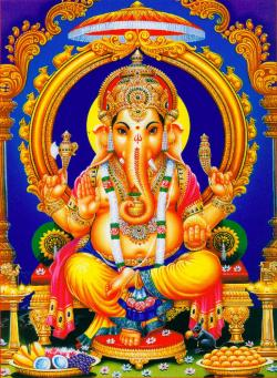 ojkr236:  Beautiful Ganesh.