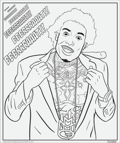 rapcoloringbook:  Click here to download this page. Print it out. Color it. Listen to this while you do so.   Rap Coloring Book on Twitter    DON LOGAN/ JUPITER JACK