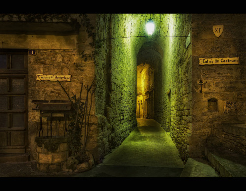 A Dark Tunnel (by Jimmy McIntyre - Editor HDR One Magazine)