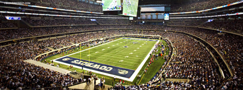 Dallas Cowboys Full Stadium