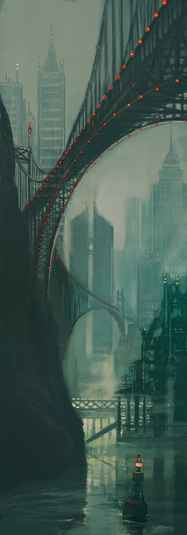 The Fog City ~ lamlok