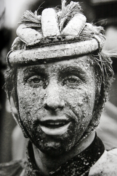 A young Greg LeMond