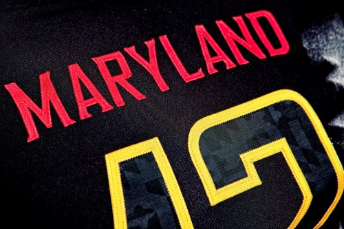 The Maryland Terrapins will take on Florida State this weekend with the pride of Maryland on their backs…BLACK OPS head-to-toe. Maryland, THIS IS YOUR ARMOUR.