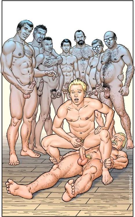 Blog gay histoire