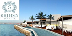 The exclusive Shimmy Beach Club will soon open its doors to patrons at the V&A Waterfront in Cape Town. More info on the Galetti Blog.