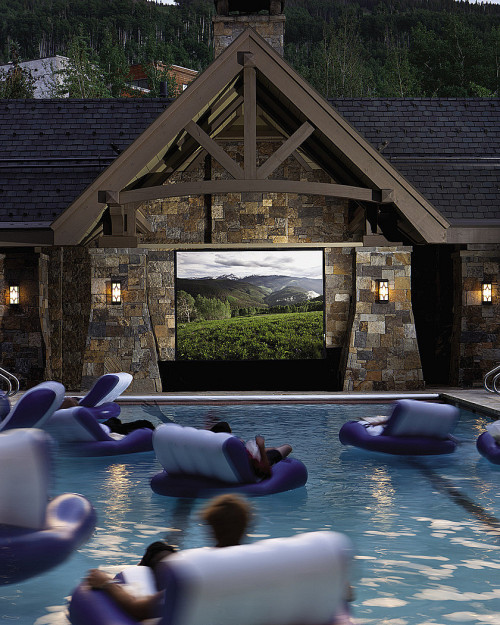 mayoos:  awesome pool cinema