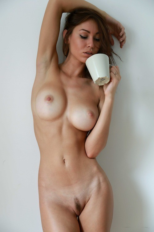 Naked tea time