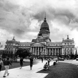 #bw #congresodelanacion #buenosaires #argentina #architecture #colonial #travel #iphonesia #igers #igersba #backpacking #cityscape