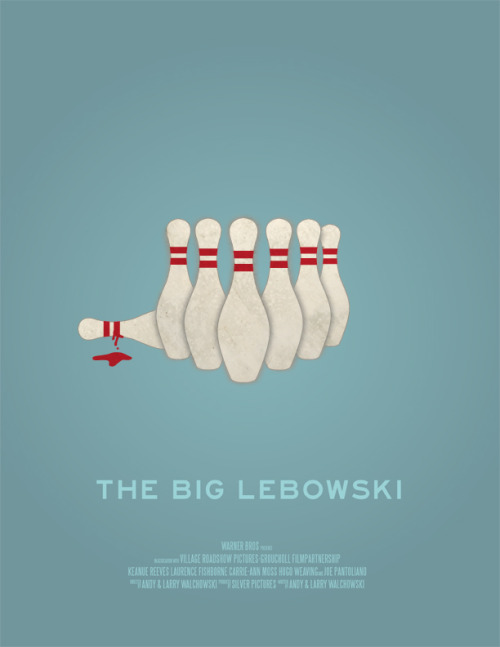 The Big Lebowski by zacksdesigns
