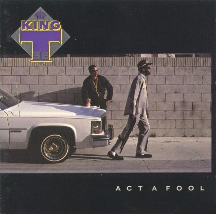 BACK IN THE DAY |11/15/88| King Tee released his debut album, Act a Fool, on Capitol Records.