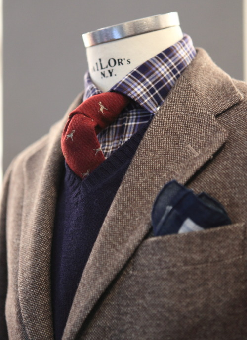 "landerurquijo:  The art of layering is particularly relevant in Winter; Try it¡¡ / El modo de usar capas de ropa es particularmente relevante cuando mas frio hace"",Intentalo¡¡"