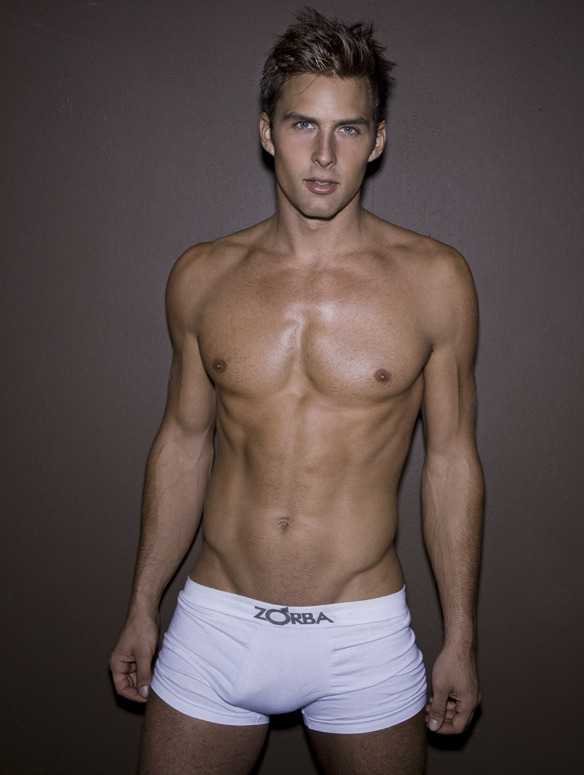 homotography:  DT model Eric Bivoino by Rick Day