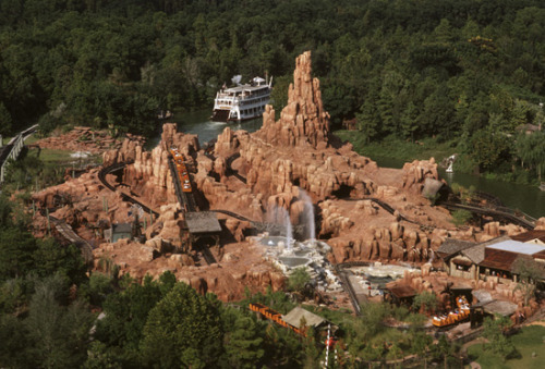 Wildest Ride in the Wilderness