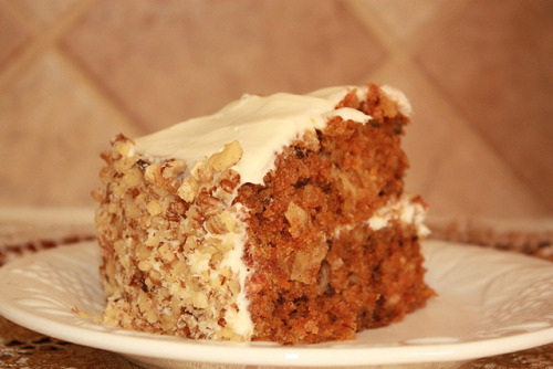 Slice of heaven by Baking Obsessions on Flickr.