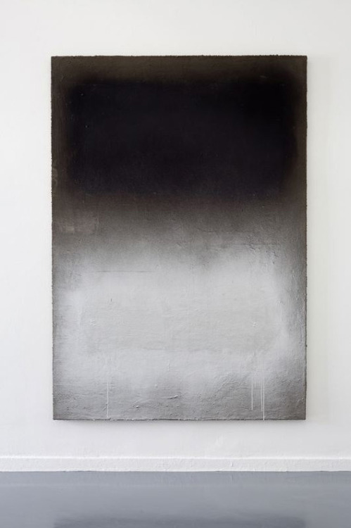 7while23:  Marc Bijl, Afterburner (Black over chrome), 2012