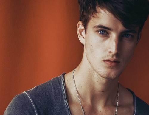 fuckyeahmodelhomme:  James Smith | ph: Joseph Gray