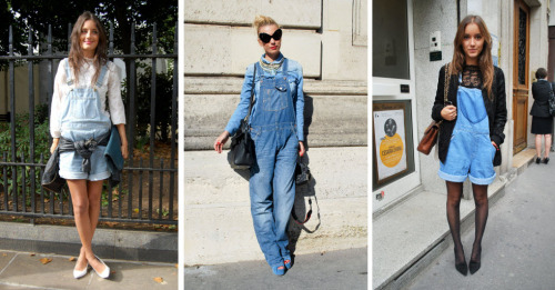 overalls, you guys. no, i know, but there is something so ruggedly chic about them even though it looks like your back is in the front and your front is in the back and it is so difficult to go to the bathroom. just pair them with a pair of heels and a big necklace.  $:ag adriano goldschmied, $92 $$: rvca, $100 $$$: current/elliott, $388
