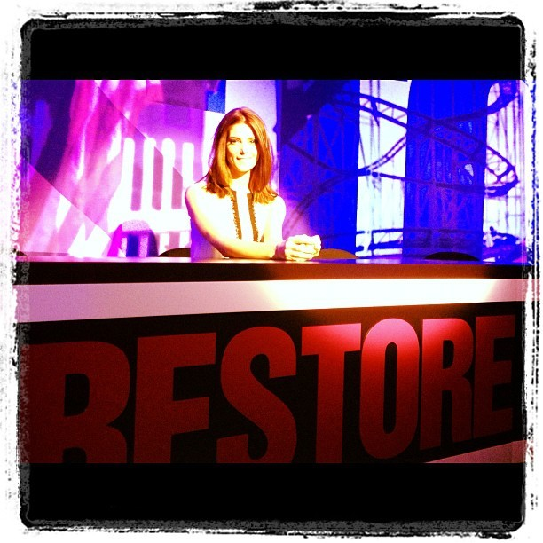 Ashley Greene is ready to #RestoreTheShore