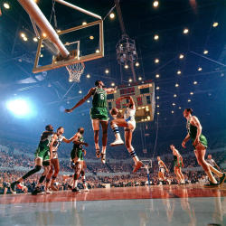 robotcosmonaut:  Los Angeles, California - April 22, 1966 via sportsnetny