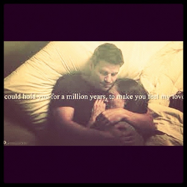 This was where it all began #booth #brennan #love #baby #perfection