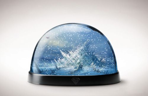 Snowglobe of Solitude. Someone please invent this for me. Thanks.