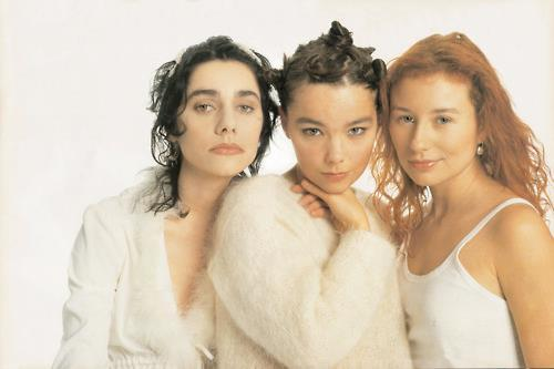 PJ Harvey, Bjork & Tori Amos Shot by John Stoddart 1994