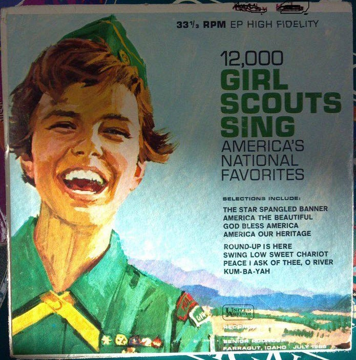 tmz:  Um… Justin Bieber was a Girl Scout in the 1960's?