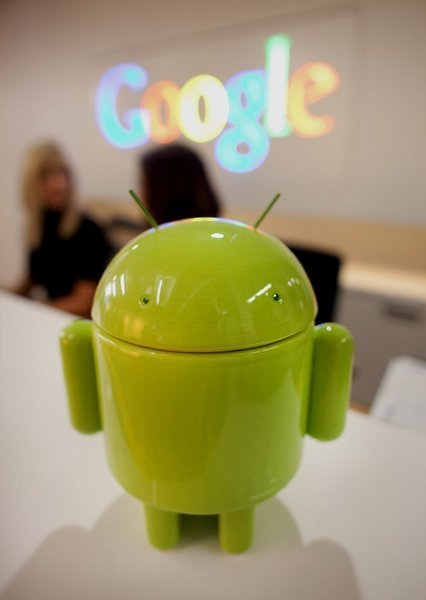 Android now accounts for 72% of worldwide smartphone market - latimes.com